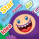 GazziliWords- Words Kids Want to Learn - Learning App for Kids