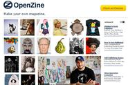Openzine - Make your own magazine