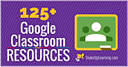 125+ Google Classroom Tips, Tutorials and Resources | Shake Up Learning