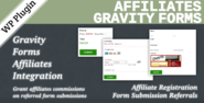 Affiliates Gravity Forms