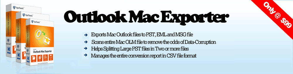 Headline for Convert Mac Outlook OLM Database to PST Windows Outlook Effort Free