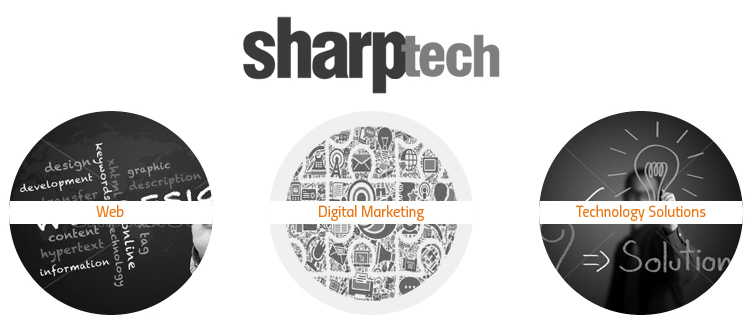 Headline for Sharptech Creative Services Pvt. Ltd.