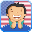 My Words - American English. Play with Kiddy Words! Vocabulary boosting educational app for kids