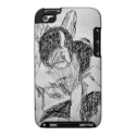 French Bulldog Etui Für Ipod Touch