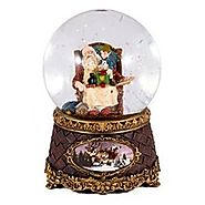 Best Musical Christmas Snow Globes Reviews 2015 Powered by RebelMouse