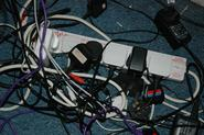 Sort the Wires Out Behind the Telly