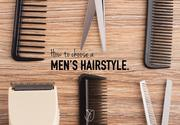 How to choose a hairstyle: tips for men