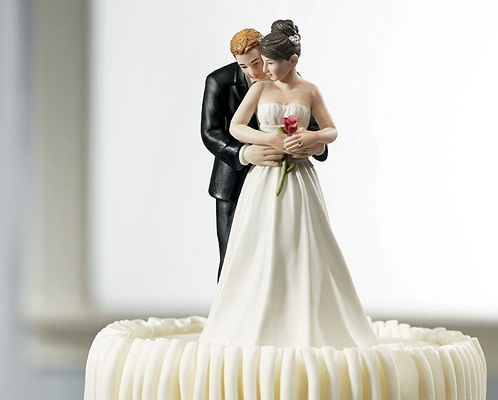 Headline for Why Wedding Cake Toppers Have Gained Importance And Are Must For Crowning The Cake?