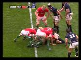 #4 Wales v Scotland 2010: The Most Dramatic Ending To a Rugby Game Ever