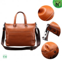 Mens Leather Business Briefcase CW901579 - m.cwmalls.com