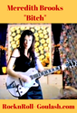 Meredith Brooks -Bitch - RocknRoll Goulash