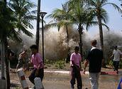 2004 Indian Ocean earthquake and tsunami: 9.1 - 9.3