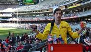 Free pies for footy fans thanks to Bluetooth beacons