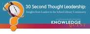 30 Second Thought Leadership