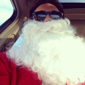 Big Bearded Santa