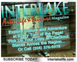 Interlake Arts, Life & Leisure Magazine | ...Profiling the Best of Manitoba's Interlake!