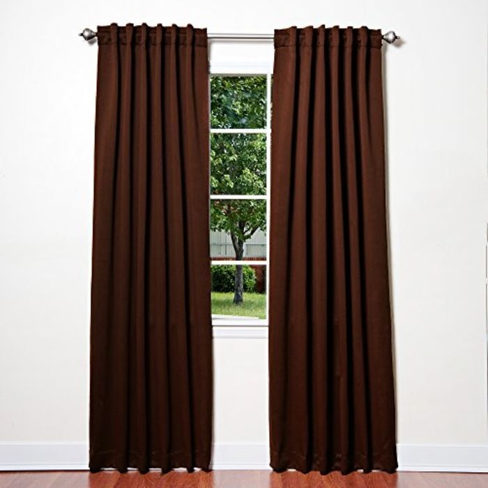 bedroom blackout curtains best blackout curtains for bedroom ratings and reviews 10290