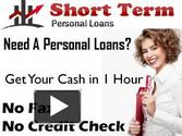 Short Term Personal Loans- Solve Your Personal Financial Requirements