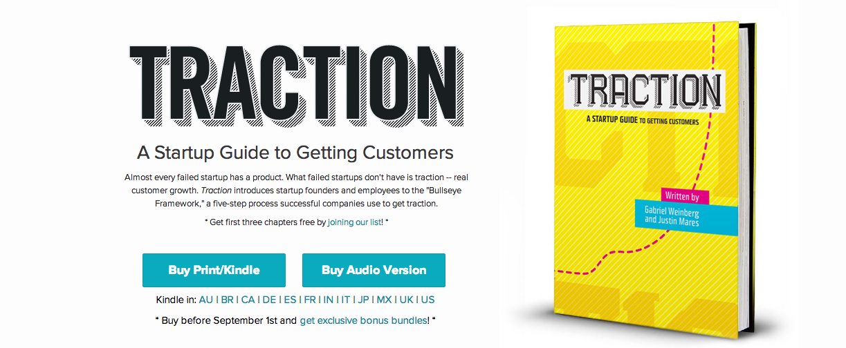Headline for Triggers to Traction : 4 Key Types of Emotional Triggers for Product Usage/Adoption
