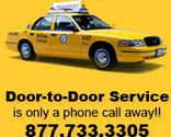 Taxi in Hollywood Available at Yellow Cab