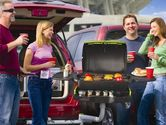 The Very Best Hitch Mounted Tailgate Grills - Ratings and Reviews