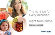 Commercial Ice Machines & Ice Makers | Scotsman Ice Systems