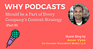 Why Every Business Must Include Podcast As A part of Their Content Strategy Part 2 - Bonoboz.in