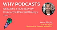 Why Every Business Must Include Podcast As A part of Their Content Strategy Part 1 - Bonoboz.in