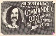 Commander Cody -Lost In The Ozone Again - RocknRoll Goulash