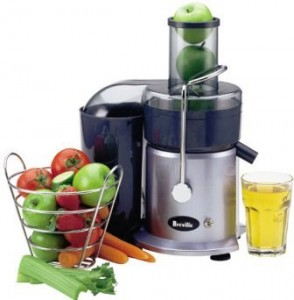 Headline for Best Breville Juicers for Vegetables