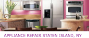 Staten Island Appliance Repair NY, Same Day Service 646-200-5950