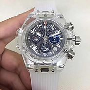Hublot Big Bang Unico Perpetual Calendar Sapphire 45mm Watch Replica 406.JX.0120.RT