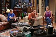 The Big Bang Theory Season 8 Episode 8.01 - The Locomotion Interruption - Promotional Photos