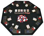 Best Folding Poker Table Top for the Guys (with image) · Bizt