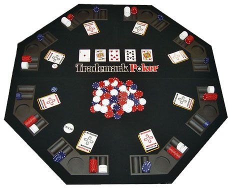 Headline for Best Selection on a Folding Poker Table Top | Portable Poker Table