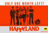 Happyland MTV Sept 30th 11PM