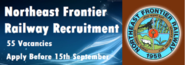 Northeast Frontier Railway 55 Sports Quota Posts Apply Online Railway Jobs 2014