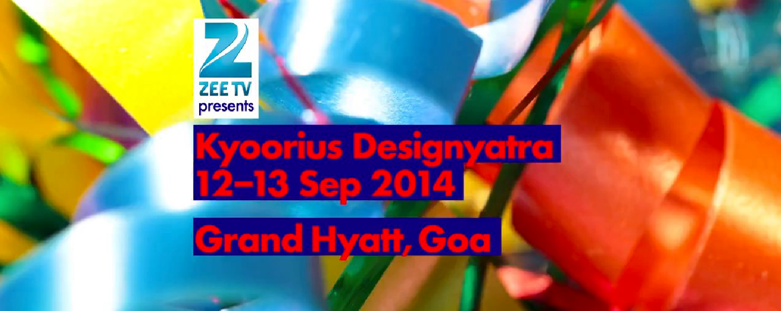 Headline for Speakers Of Kyoorious DesignYatra 2014