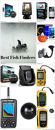 Portable Color GPS Fishfinder