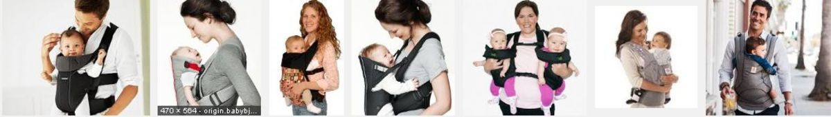 Headline for Baby Carrier Recommendations DFW 2014-2015