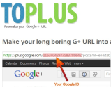 Top 5 Tools To Shorten Your Google Plus Profile URLs | Free and Useful Online Resources for Designers and Developers
