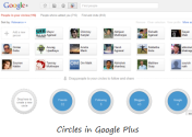 Google plus Blog: How to make good use of Google+'s Circles