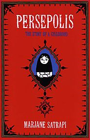 "Banned Books Week Warm Up: School Board in Oregon fighting over ""Persepolis"""