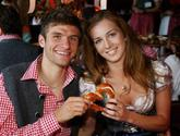 thomas muller girlfriend