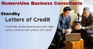 Standby Letter of Credit - Greater For Finance