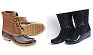 How to Pick the Perfect Pair of Snow Boots