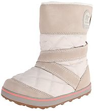Sorel Women's Glacy Slip-On Snow Boot
