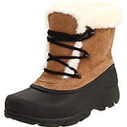 Sorel Women's Snow Angel Lace Winter Boot