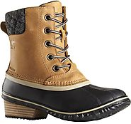 Sorel Slimpack II Lace Boot Review