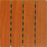 Decorative & Perforated Timber Acoustic Panels